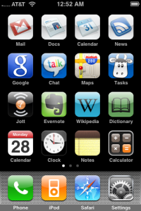 iPhone productivity apps